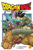 Dragon Ball Super Volume 06